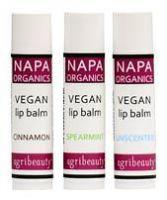 Napa Organics Vegan Lip Balm Trio