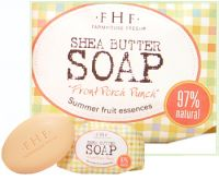 Farmhouse Fresh Front Porch Punch Shea Butter Soap Bar