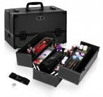 Shany Cosmetics Black Train Case
