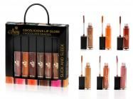 Shany Cosmetics Cocolicious Lip Gloss Set 1