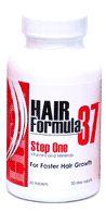 Hair Formula 37 Step One Vitamins for Hair