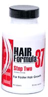 Hair Formula 37 Step Two Hair Supplement Vitamins