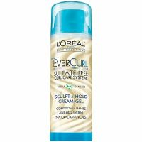 L'Oréal Paris EverCurl Sculpt and Hold Cream Gel