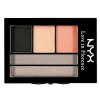 NYX Cosmetics Love in Florence Eye Shadow Palette