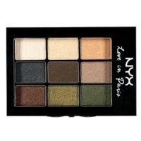 NYX Cosmetics Love in Paris Eye Shadow Palette