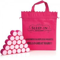 Original Pink Sleep In Rollers