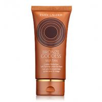 Estee Lauder Bronze Goddess Golden Perfection Self-Tanning Lotion for Face