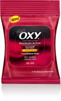 Oxy Maximum Action Treatment Pads
