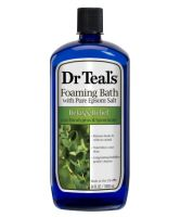 Dr. Teal's Relax & Relief Foaming Bath with Pure Epsom Salt