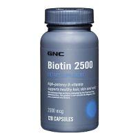 GNC Biotin 2500
