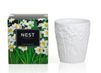 Nest White Narcisse Classic Candle