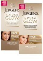 Jergens Natural Glow Face Daily Moisturizer with SPF 20