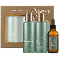Agave Oil Smoothing Trio