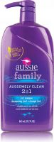 Aussie Family Aussomely Clean 2 in 1 Shampoo