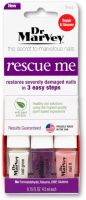 Dr. Marvey Rescue Me: Restores Severely Damaged Nails in 3 Easy Steps