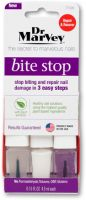 Dr. Marvey Bite Stop: Stop Biting and Repair Nail Damage in 3 Easy Steps