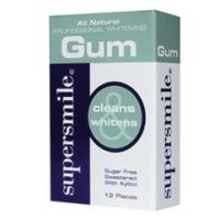 Supersmile All Natural Professional Whitening Gum