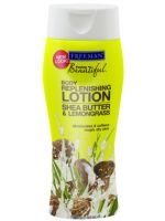 Freeman Feeling Beautiful Shea Butter & Lemongrass Replenishing Body Lotion
