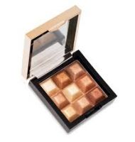 Mark Touch & Glow Warm Glow Shimmer Cream Cubes All Over Face Palette