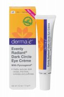 derma e® Evenly Radiant® Dark Circle Eye Crème