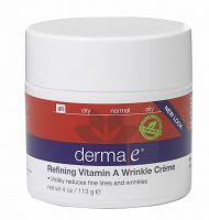 derma e® Refining Vitamin A Wrinkle Crème
