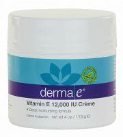 derma e® Vitamin E 12,000 IU Crème