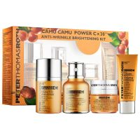 Peter Thomas Roth Camu Camu Power C Anti-Wrinkle Brightening Kit