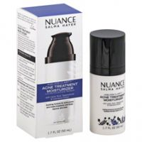 Nuance Salma Hayek Ageless Clarity Acne Treatment Moisturizer