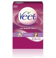 Veet Hair Bleach Cream for Face and Body