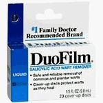 Duofilm Liquid Salicylic Acid Wart Remover