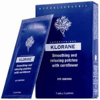 Klorane Smoothing and Relaxing Patches for Tired Eyes
