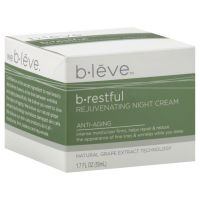 B-leve B-restful Rejuvenating Night Cream