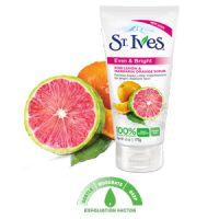 St. Ives Even & Bright Pink Lemon & Mandarin Orange Scrub