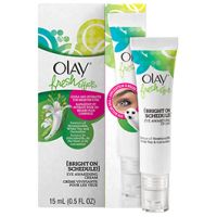 Olay Fresh Effects Bright On Schedule Eye Awakening Cream