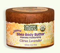 Organic Essence Whipped Shea Butter