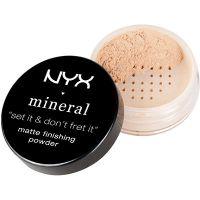 NYX Cosmetics Mineral Matte Finishing Powder