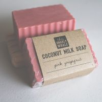 The Gnarly Whale Coconut Milk Soap