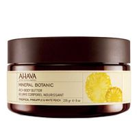 Ahava Mineral Botanic Tropical Pineapple and White Peach Rich Body Butter