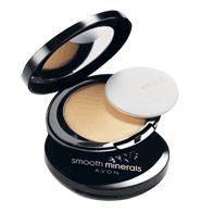 Avon Smooth Minerals Pressed Foundation