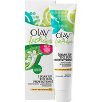 Olay Fresh Effects Lightweight Moisturizing Sunscreen Broad Spectrum SPF 15