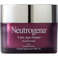 Neutrogena Triple Age Repair Moisturizer Broad Spectrum SPF 25