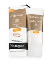 Neutrogena Visibly Even BB Cream Broad Spectrum SPF 30