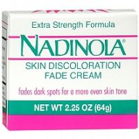 Nadinola Skin Discoloration Fade Cream Extra Strength