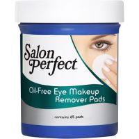 Salon Perfect Eye Makeup Remover Pads