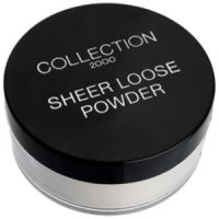 Collection Cosmetics Sheer Loose Powder