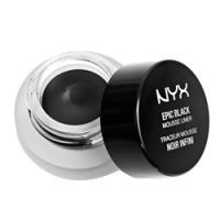 NYX Cosmetics Epic Black Mousse Liner