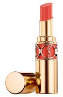Yves Saint Laurent Bleus Lumiere Rouge Volupte Shine Lipstick