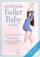 Ballet Beautiful Ballet Baby DVD