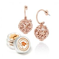 Lisa Hoffman Tuscan Fig Fragrance Earrings