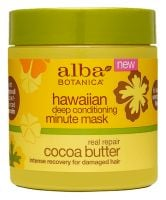 Alba Botanica Hawaiian Deep Conditioning Minute Mask